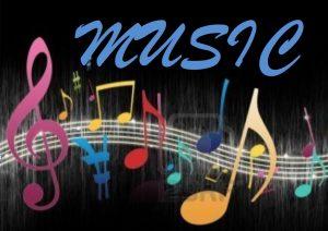 Music show logo